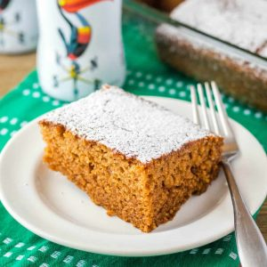You'll go crazy for this easy Guinness Gingerbread! This fool-proof dessert is great for the holidays or just because you want to treat yourself!