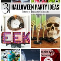 31 Halloween Party Ideas | Bread Booze Bacon
