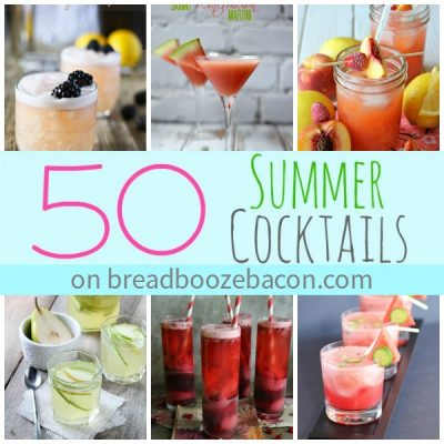 50 Summer Cocktails FEAT