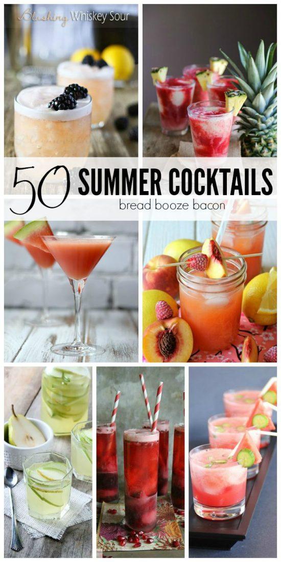 50 Summer Cocktails | Bread Booze Bacon