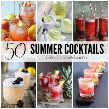 In the hot summer months there's nothing better than a cold cocktail, any time of day. Have some fun and get party started with these 50 Summer Cocktails!
