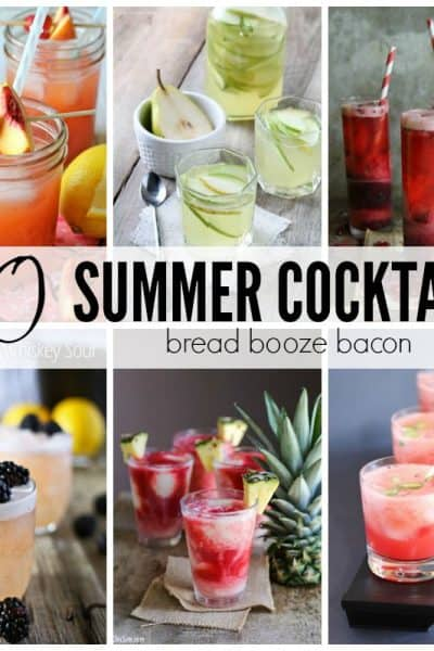 50 Summer Cocktails