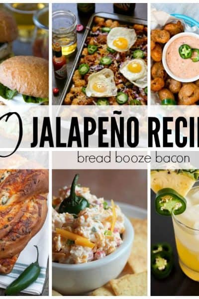 50 Jalapeño Recipes