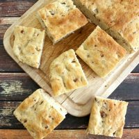 Bacon Focaccia | Bread Booze Bacon