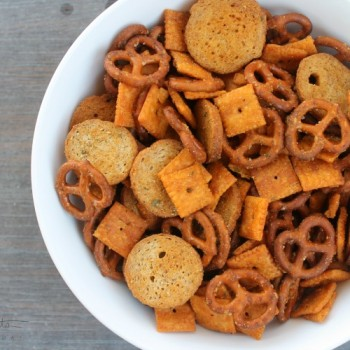 Buffalo Ranch Snack Mix 1