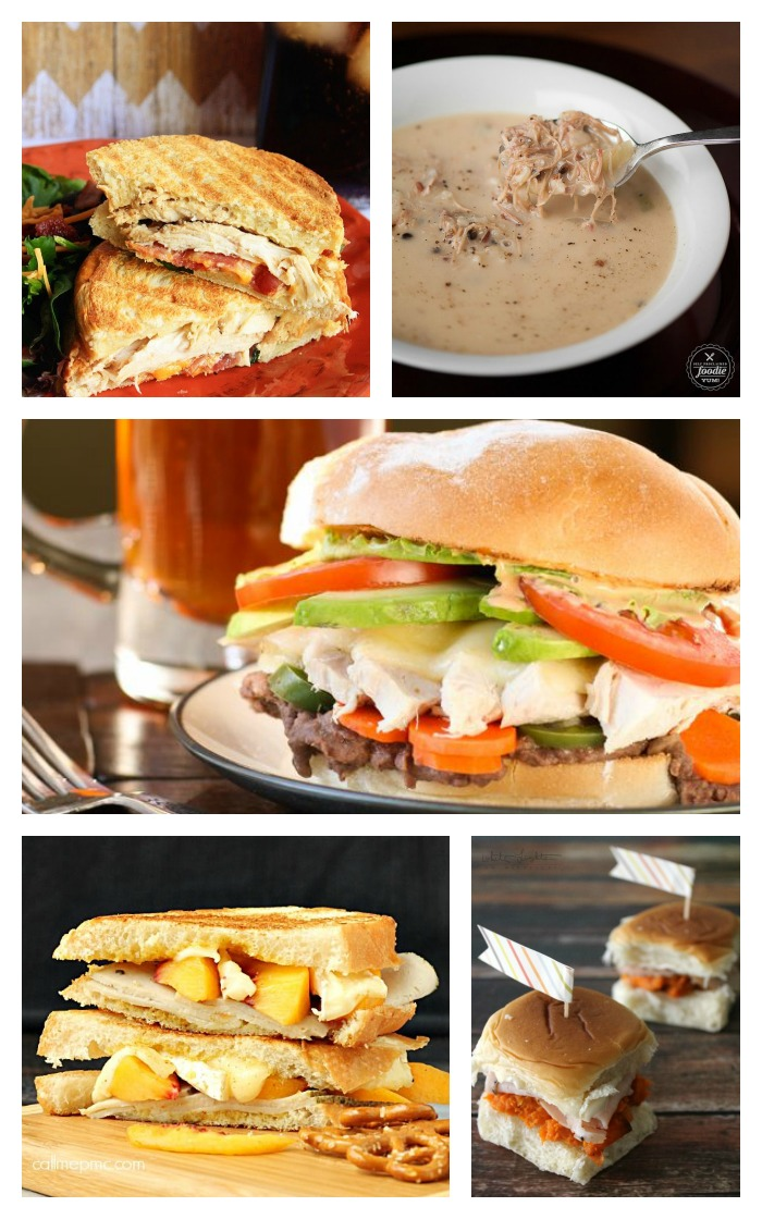 25 Ways to Use Up Thanksgiving Leftovers   Bread Booze Bacon