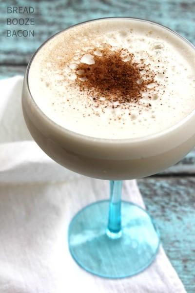 Bourbon Milk Punch 3.1