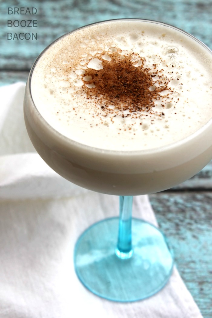 bourbon milk punch print bourbon milk punch is a creamy