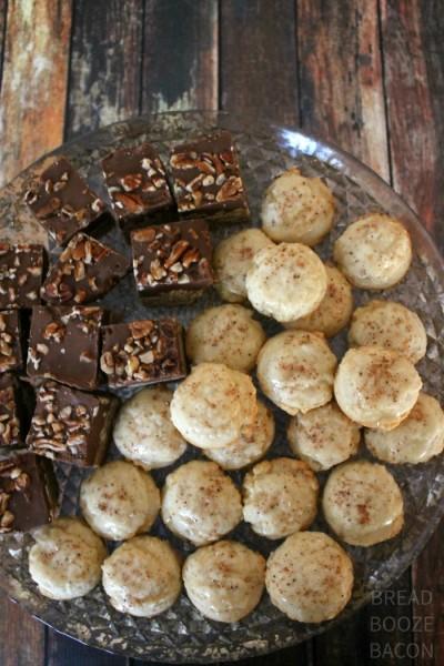 Nutmeg Coins with Eggnog Glaze 5