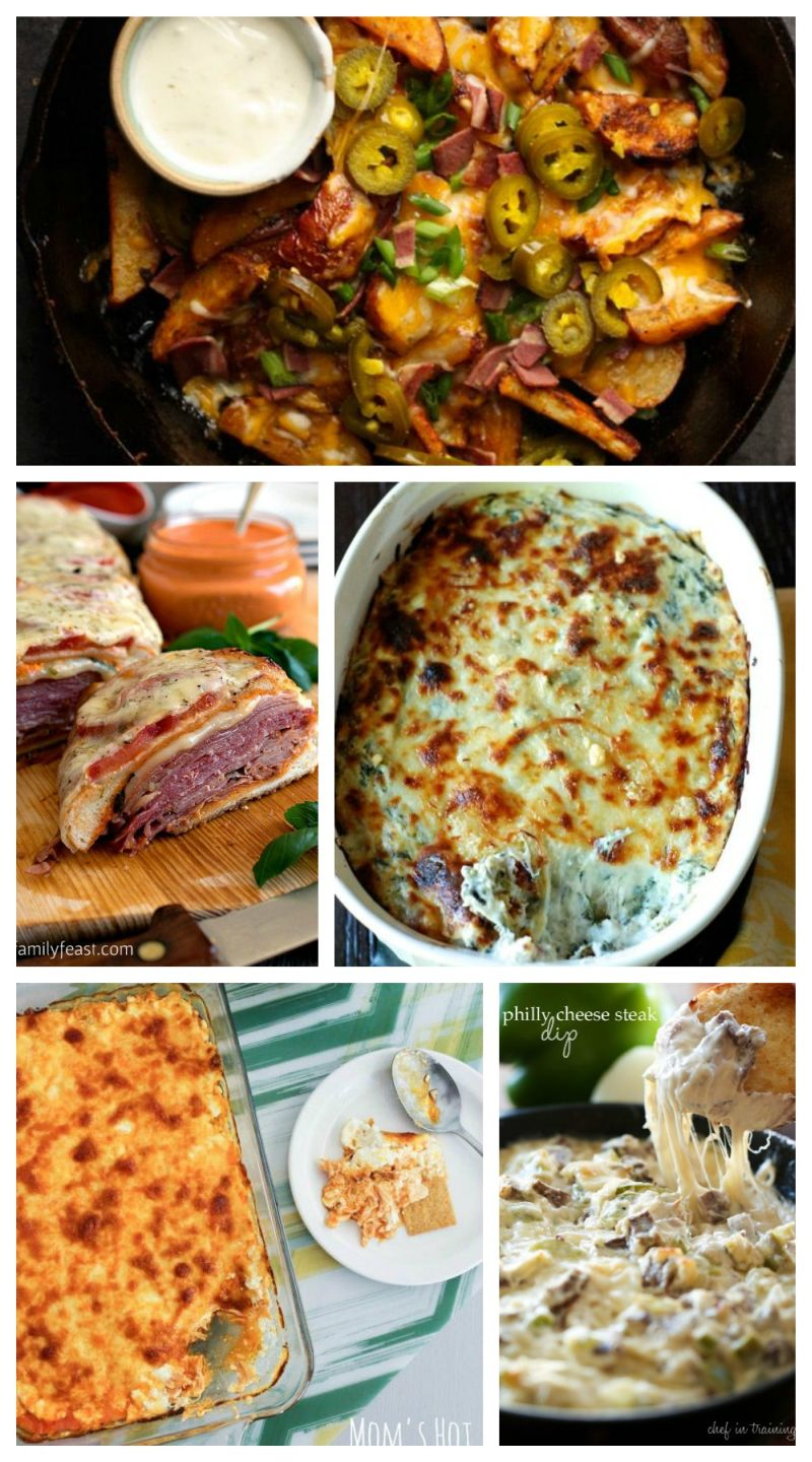 25 Ooey Gooey Cheesy Recipes | Bread Booze Bacon