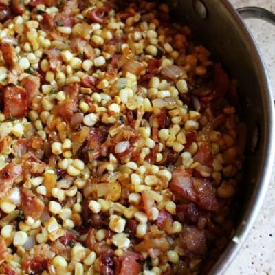 Bacon-Corn Relish | Bread Booze Bacon