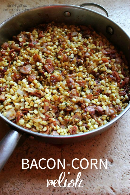 Bacon-Corn Relish | Bread Booze Bacon