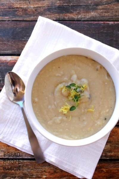 Butter Bean Soup 6