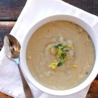 Butter Bean Soup | Bread Booze Bacon