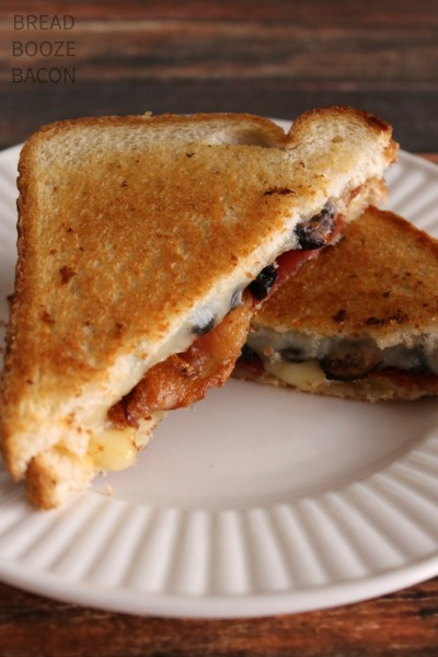 Fig & Bacon Grilled Cheese 3
