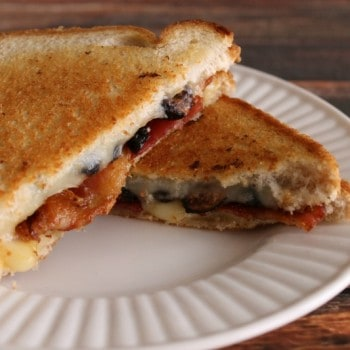 Fig & Bacon Grilled Cheese 4