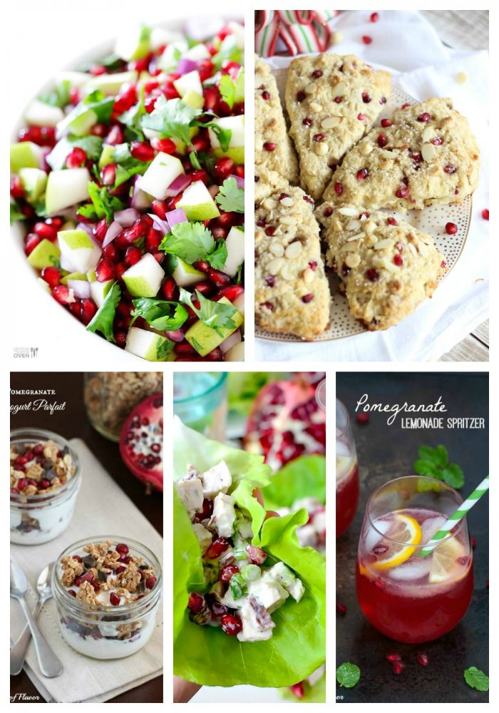 25 Pomegranate Recipes | Bread Booze Bacon