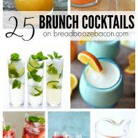 25 Brunch Cocktails | Bread Booze Bacon