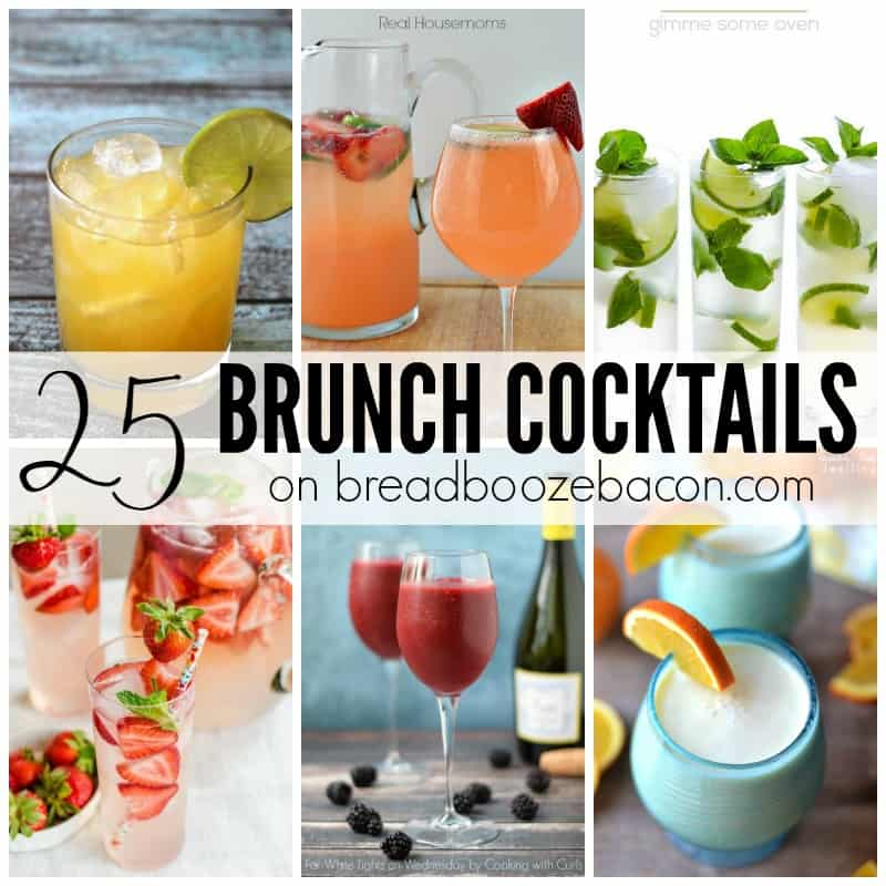 25 Brunch Cocktails