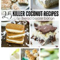 25 Killer Coconut Recipes | Bread Booze Bacon