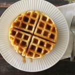 Belgian Waffles | Bread Booze Bacon