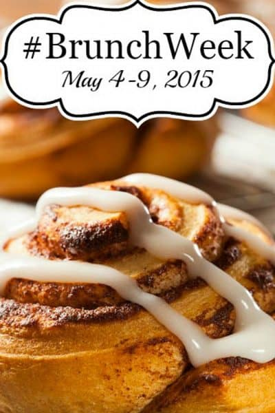 #BrunchWeek 2015