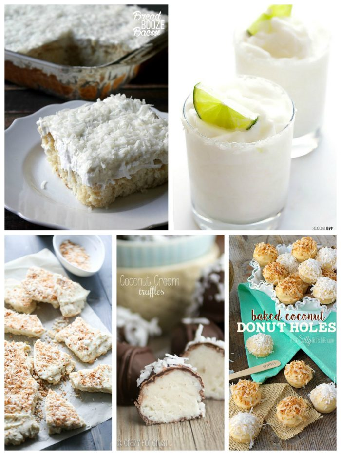 25 Killer Coconut Recipes | Bread Booze Bacon