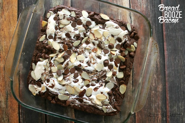 Chocolate lovers will swoon for these Heavenly Hash Brownies!