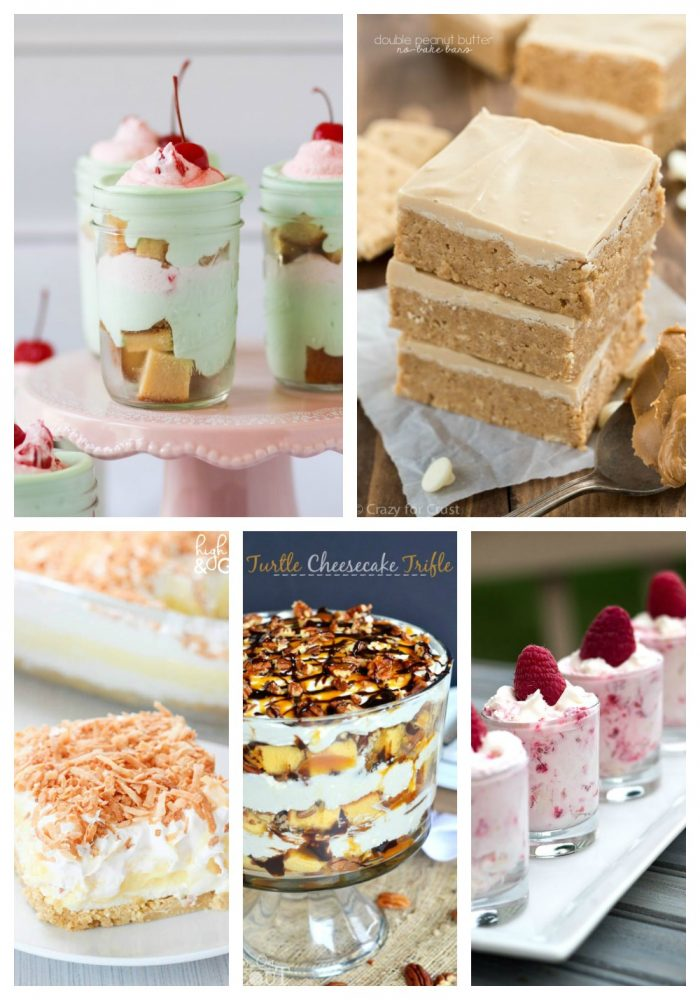 25 No Bake Desserts | Bread Booze Bacon