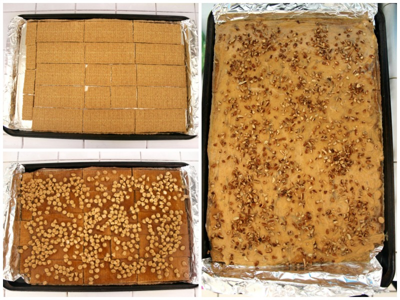 Peanut Butter Crack | Bread Booze Bacon