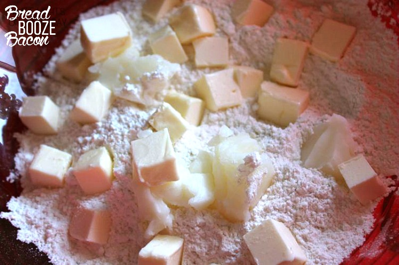 Your favorite pies need the Perfect Pie Crust! This recipe has been in our family for years and it comes out prefect every time!