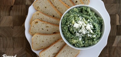 Spinach and Artichoke White Bean Dip | Bread Booze Bacon