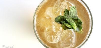 Enlighten-Mint Cocktail | Bread Booze Bacon