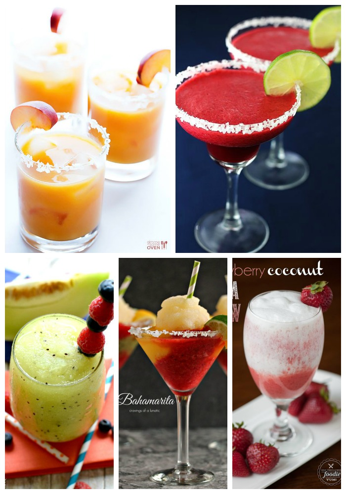 25 Frozen Cocktails | Bread Booze Bacon