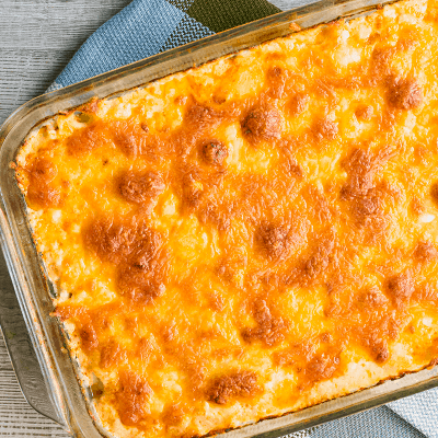 Mom's Famous Hot Wing Dip Recipe