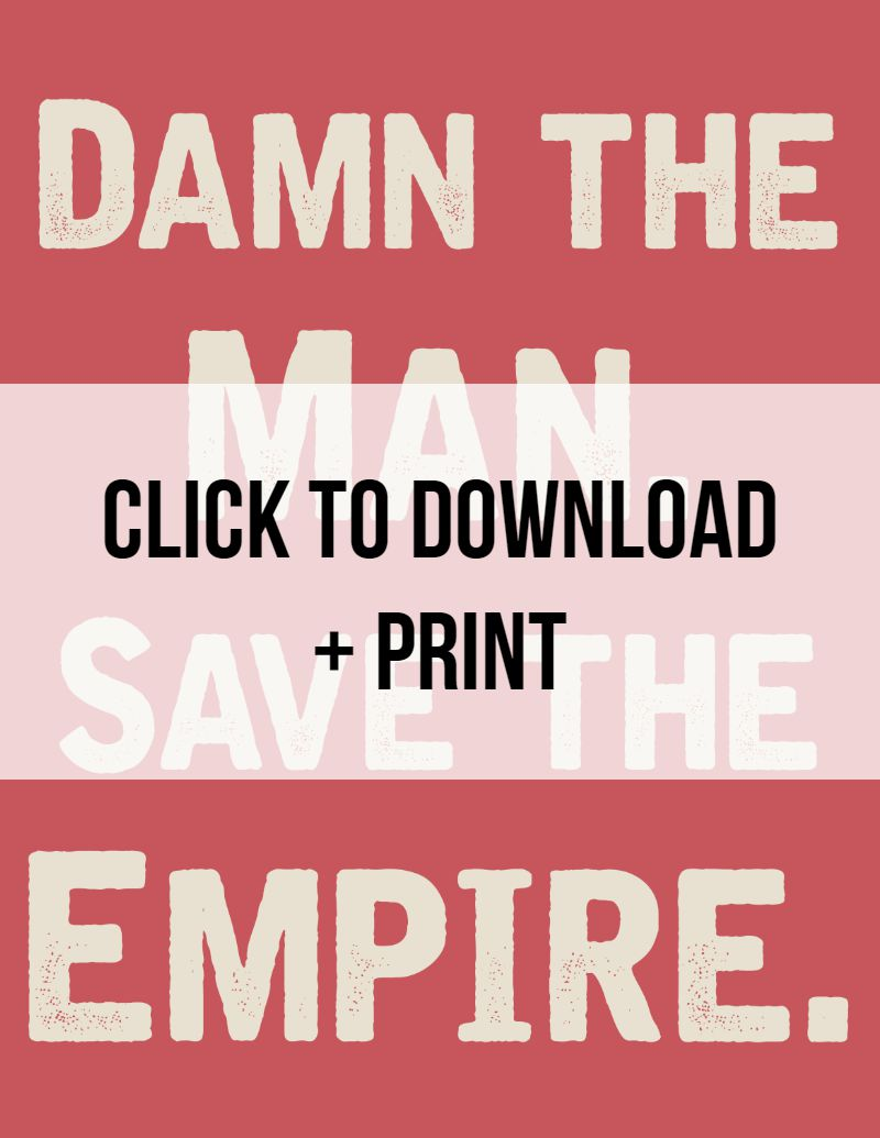 Save the Empire preview