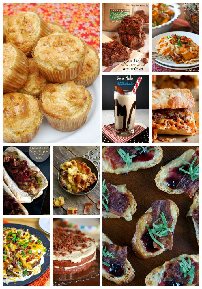 100 Bacon Recipes | Bread Booze Bacon