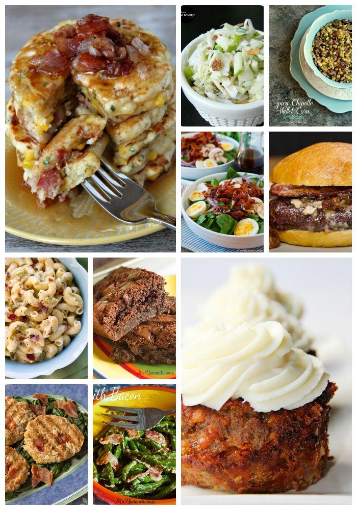 100 Bacon Recipes | Bread Booze Bacon