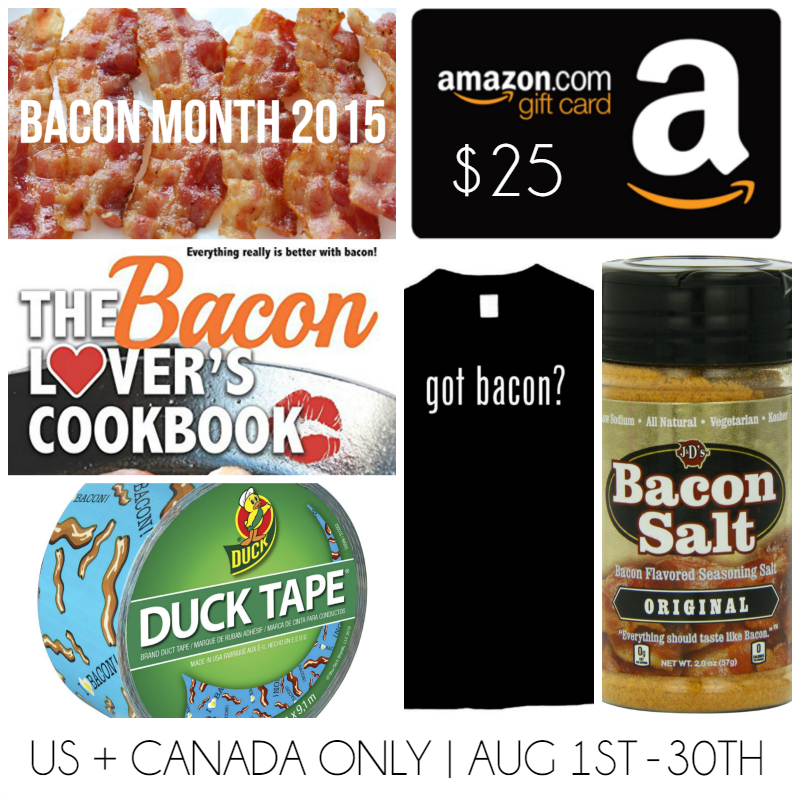 Bacon Month Prize SQUARE