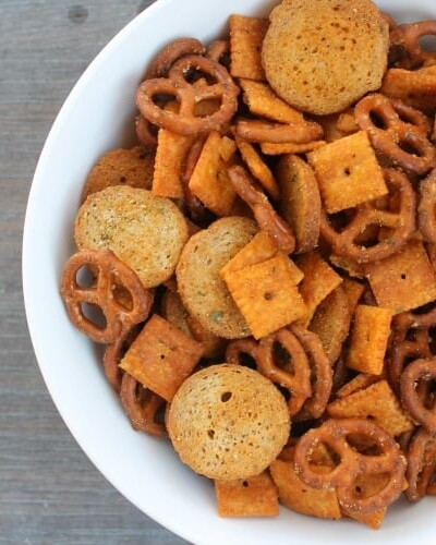Buffalo Ranch Snack Mix
