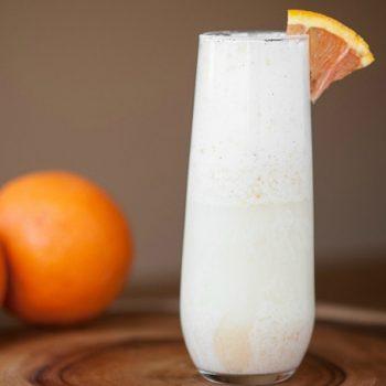 Orange Mimosa Float
