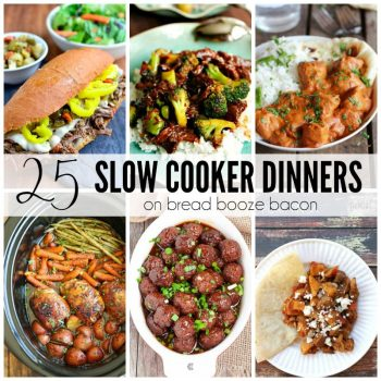 Standing over the stove and babysitting everything isn't all it's cracked up to be. Luckily there are crock pots, which is why I'm all over these 25 Slow Cooker Dinners you can pretty much set and forget!