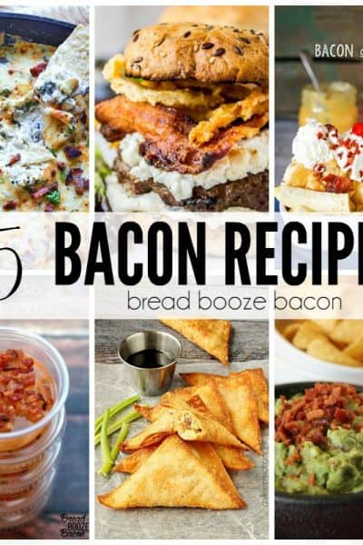 75 Bacon Recipes