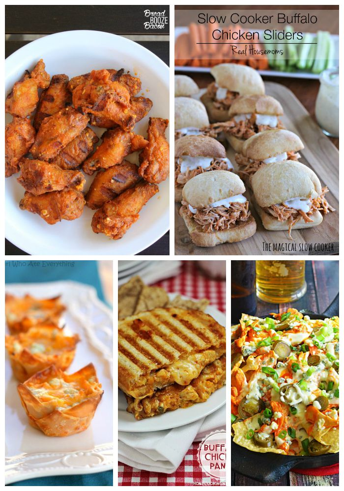 a25 Bangin' Buffalo Recipes | Bread Booze Bacon