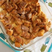 French Toast Casserole | Bread Booze Bacon