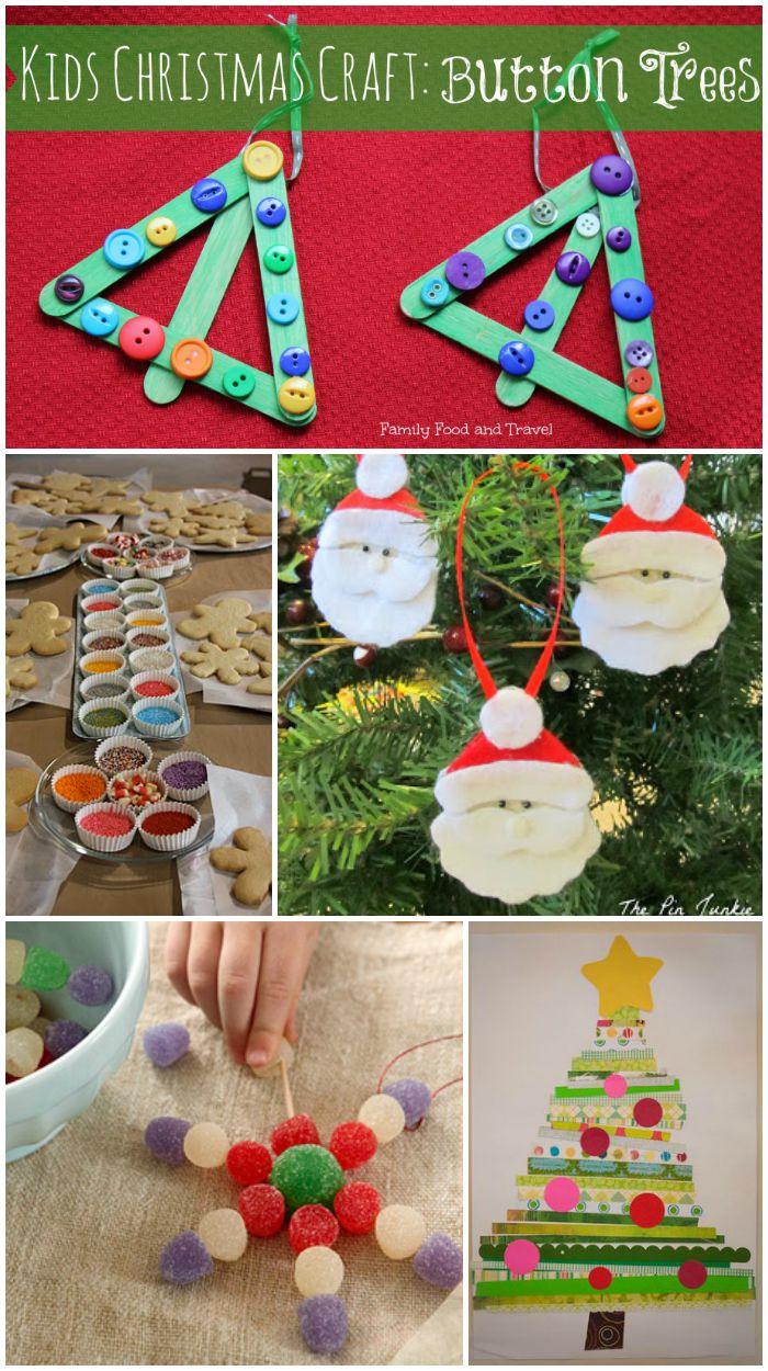 25 Kid Friendly Christmas Activities • Bread Booze Bacon