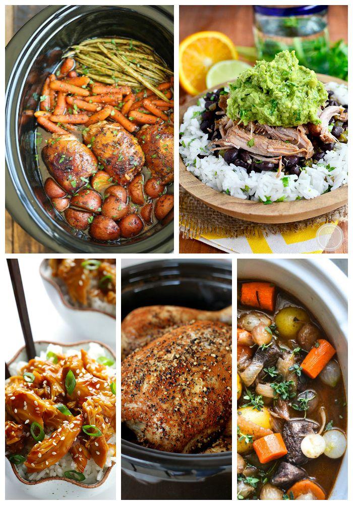 25 Slow Cooker Dinners | Bread Booze Bacon