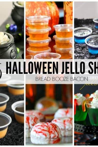 25 Halloween Jello Shots Recipes
