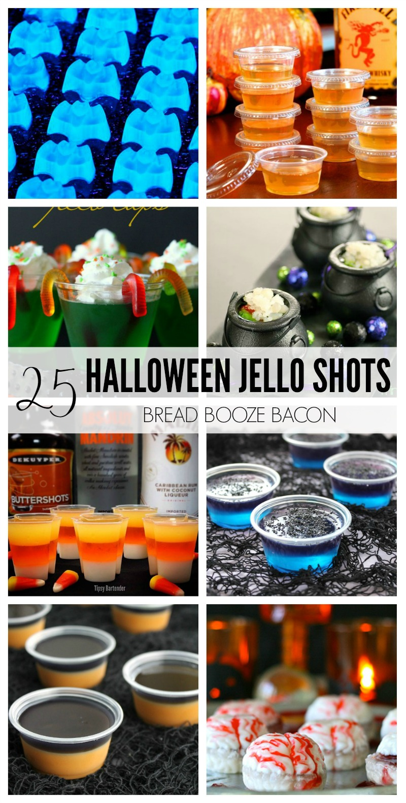 lets get the party started with these 25 halloween jello shots recipes weve - Best Halloween Jello Shots