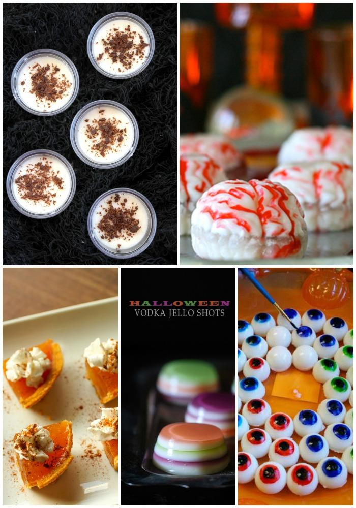 25 halloween jello shots bread booze bacon - Best Halloween Jello Shots